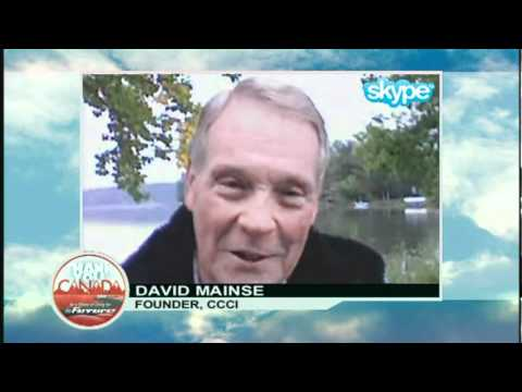 "Stay In Touch -- Skype Interview with Ron & David Mainse -- ""Thankyou Canada Tour"""