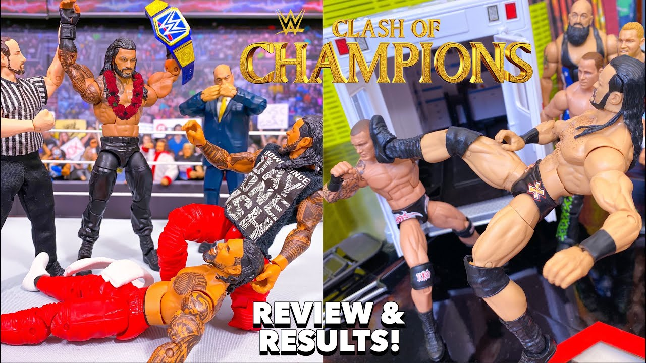 WWE CLASH OF CHAMPIONS 2020 REVIEW & RESULTS! GENIUS SHOW!