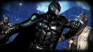 Batman Arkham Knight: Combo Master AR Challenge 3 Stars (20 Rival Points)