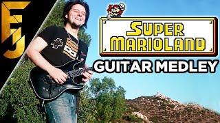 Super Mario Land Guitar Medley   FamilyJules