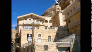 اديرة و كنائس سوريا