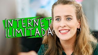 Vídeo - Internet Ilimitada