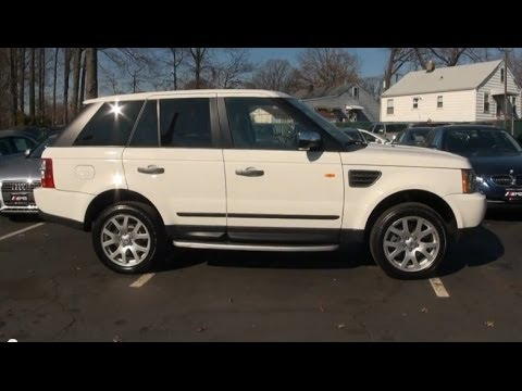 2007 land rover range rover sport hse youtube. Black Bedroom Furniture Sets. Home Design Ideas