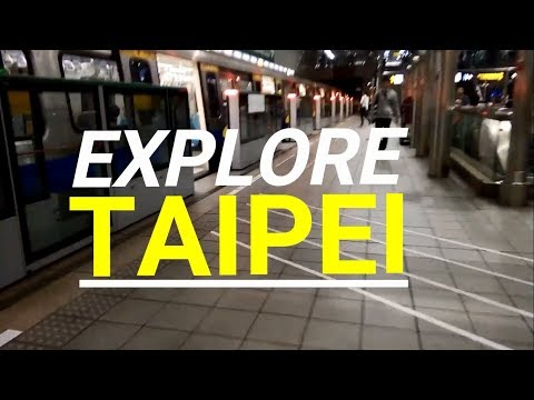 ONE DAY EXPLORE TAIPEI