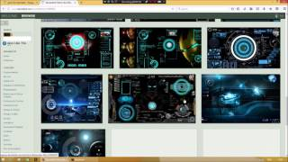 Deviant Jarvis Shield Interface — BCMA