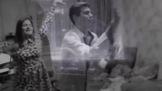 Технология - странные танцы (клип, cover)