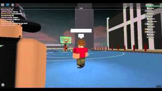 ROBLOX PBL HOW YOU SHOOT [FOR HOOPER & ONI}