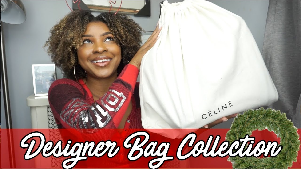 40b0172cc1 MY DESIGNER BAG COLLECTION 2018 (YSL
