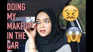 Video DOING MY MAKEUP IN THE CAR | Zakirah Zainal download MP3, 3GP, MP4, WEBM, AVI, FLV Oktober 2018