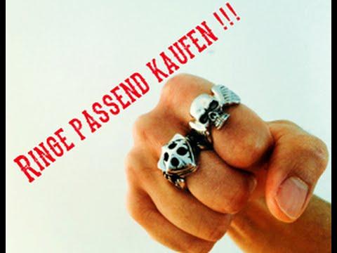Richtige Größe für Ringe finden.Kein Fehlkauf mehr mit zu großen Ringen.Mein Tipp Ric by #TheManClub