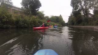 Thames River Kayaking 60 second Review
