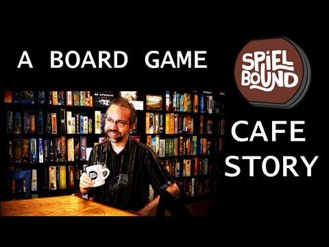 Spielbound: A Board Game Cafe Story