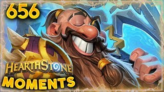 It's Karma Time!! | Hearthstone Daily Moments Ep. 656