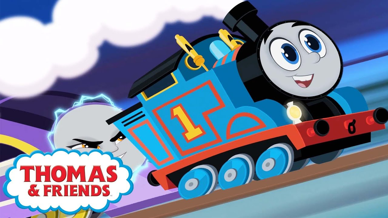 Download Thomas & Friends™ All Engines Go - Thomas Blasts Off   A Thomas Promise   +more Kids Cartoons