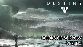 Destiny - The Books of Sorrow - Verse 4
