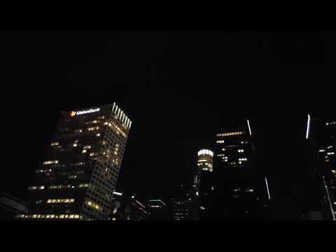 A ride through downtown Los Angeles with Jam