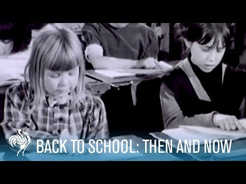 SCHOOL | Did You Know - Now and Then