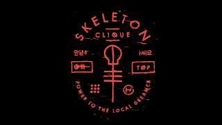 twenty one pilots - Skeleton clique process (Fairly local)