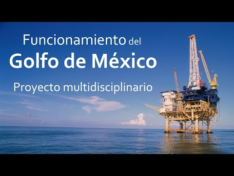 Funcionamiento del Golfo de México