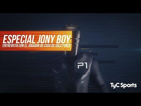 Player One - PGM 89, especial JonY BoY