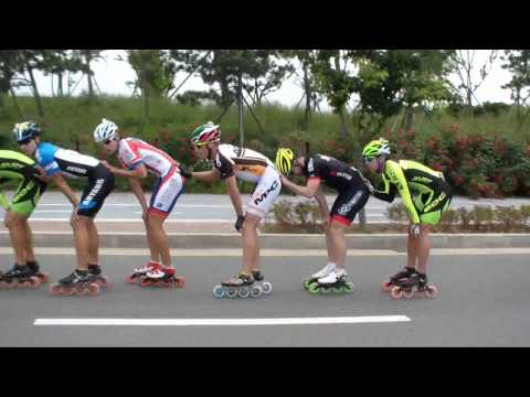 2014 Incheon World Inline Cup - ESASPORTS