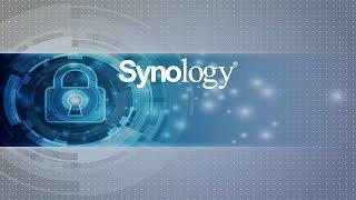 Synology - Webinar DSM 6.0 (deutsch) - Datenschutz