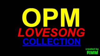 OPM MALE LOVESONG COLLECTION VOL.1