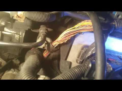 Cobalt 06 small bump blows ecm fuse - YouTube