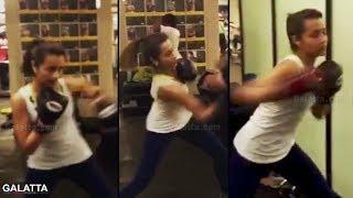 இறுதிச் சுற்று 2 - தயாராகிறாரா திரிஷா ? குத்துச் சண்டை பயிற்சி | Trisha Boxing Practice