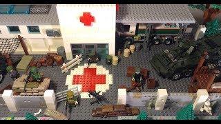 Лего Зомби апокалипсис.  Долина смерти 5 серия. Лаборатория безумного ученого.