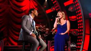 Duets - Kelly Clarkson & John Legend - You Don