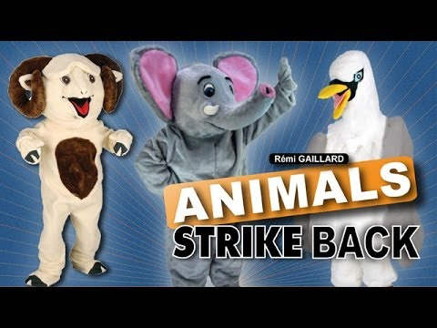 ANIMALS STRIKE BACK (REMI GAILLARD)