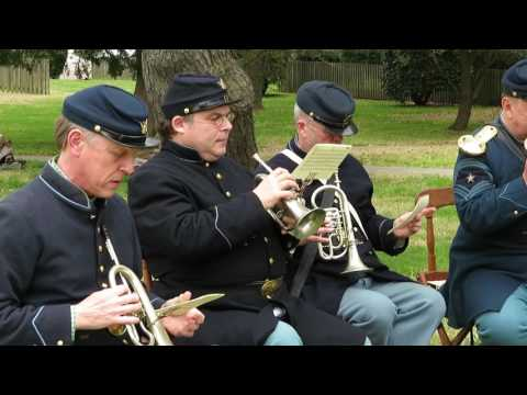 (1) Operatic Medley, Federal Brass Band, Garrison Life Encampment at Fort Monroe, 4/1/17 1958
