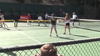 Cassie Tennis game 2