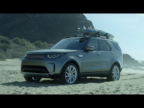 2017 Land Rover Discovery in California