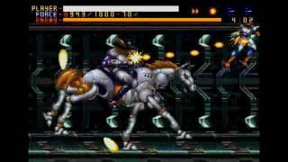 16-Bit Gems - #16 - Alien Soldier (Genesis/Mega Drive)