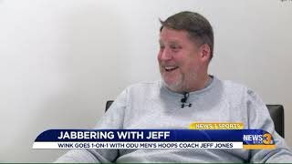 1on1 with ODU head basketball coach Jeff Jones
