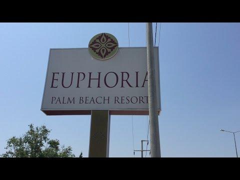 Euphoria Palm Beach 5 Stars