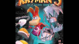 Rayman 3: Hoodlum Havoc - The Land of the Livid Dead - Theme