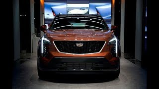 2018 CADILLAC INTRODUCES FIRST-EVER XT4