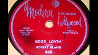 BOBBY BLUE BLAND  Good Lovin