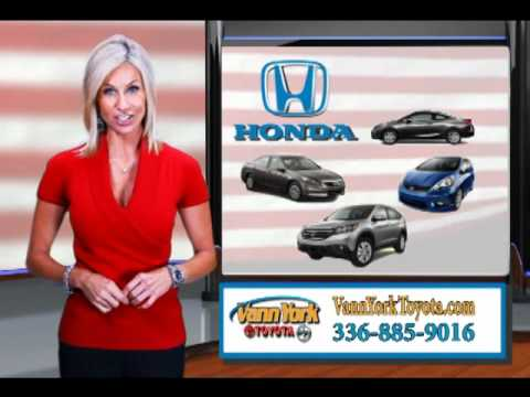 Vann York's GM Auto Park, Memorial Day Specials, High Point ...