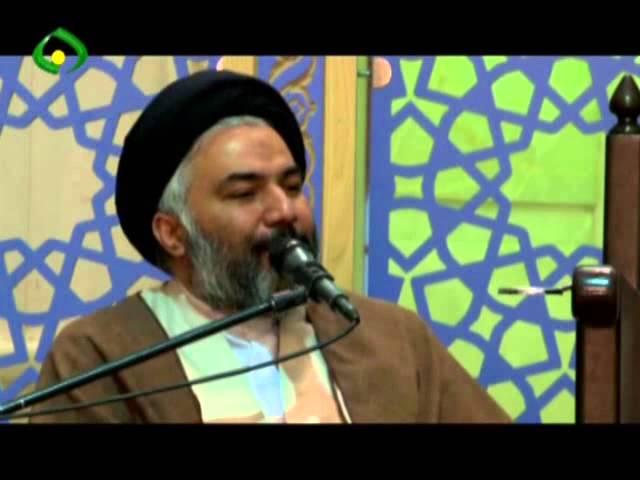 زمزم معرفت   پاسخ به سوالات خانوادگی  حجت الاسلام تراشیون جلسه اول ۲ از ۴