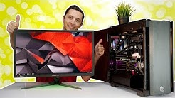 The Holy Grail of Monitors + Gaming PC (Giveaway)