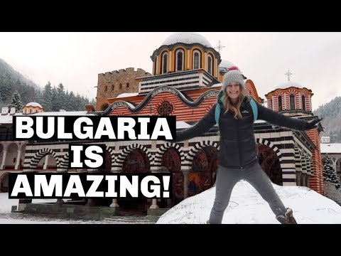 THIS IS BULGARIA 😍 | Burgas, Rila Mountains & Sofia, Bulgaria