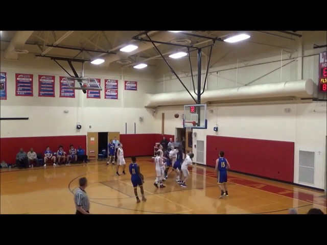 Game Highlights Boys' Varsity: Hudson 61 vs Maple Hill 72 (F)