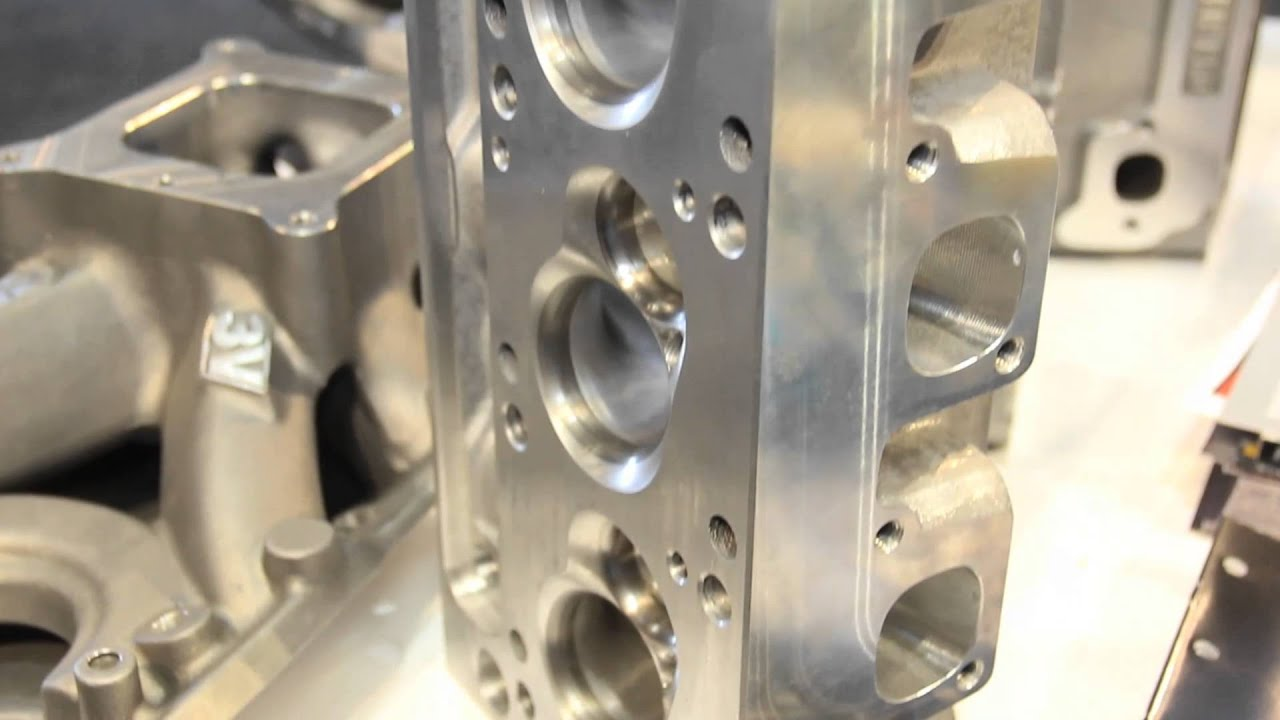 Product Review - CHI Cylinder Head Innovations at PRI 2012