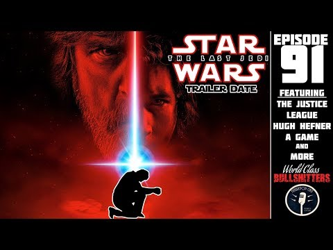We Take a Knee for the New Star Wars Trailer - WCBs91