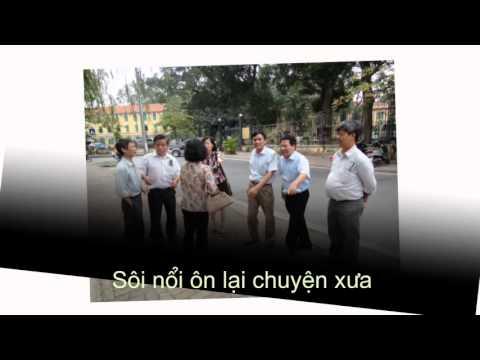 Gap mat Ho Tay