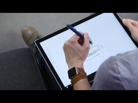 iPad Pro and Apple Pencil Compared to Surface Pro 4 and Surface Pen